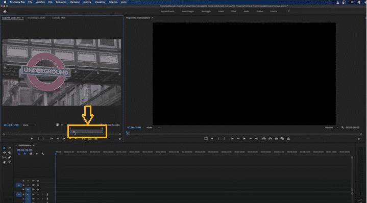 stabilizzare video mosso premiere pro 3
